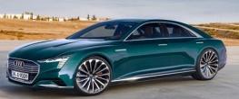 """Audi дал """"зеленый свет"""" на выпуск первого электрического седана марки"""